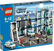 City Polisstation 7498