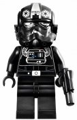 Minifigurer Star Wars TIE Defender pilot limited 9065