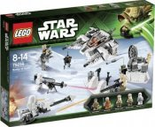 STAR WARS Battle of Hoth limited 75014