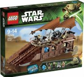 LEGO STAR WARS Jabbas Sail Barge 75020