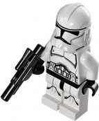 Minifigurer Clone Trooper special 9087