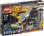 LEGO Skadad Ask Star Wars Naboo Starfighter SK75092