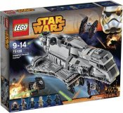 LEGO Skadad Ask Star Wars Imperial Assault Carrier SK75106