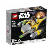 LEGO Star Wars Naboo Starfighter Microfigh 75223