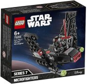 LEGO Star Wars Kylo Rens Shuttle Microfighter 75264
