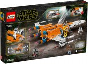 LEGO Star Wars Poe Damerons X-wing Fighter 75273