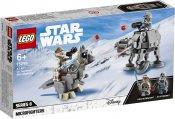 LEGO Star Wars AT-AT vs Tauntaun Microfighters 75298