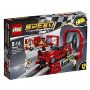 LEGO Speed Champions Ferrari FXX K och Development Center 75882