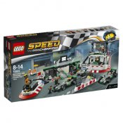 LEGO Speed Champions MERCEDES AMG PETRONAS Formula One# Team 75883