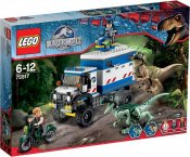 LEGO Jurassic World Raptorattack 75917