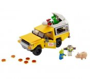 Toy Story Pizza Planet-biljakten 7598