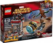 LEGO Skadad ask Super Heroes Knowhere Escape Mission SK76020