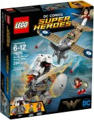 LEGO Super Heroes Wonder Woman Warrior Battle 76075