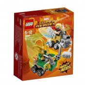 LEGO Super Heroes Mighty Micros Thor vs. Loki 76091