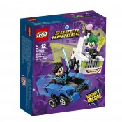 LEGO Super Heroes Mighty Micros Nightwing vs. The Joker 76093