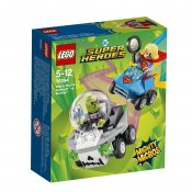 LEGO Super Heroes Mighty Micros Supergirl vs. Brainiac 76094