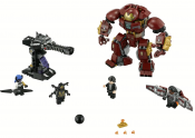 LEGO Super Heroes The Hulkbuster Smash Up 76104