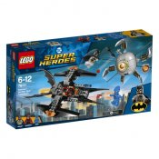 LEGO Super Heroes Brother Eye Takedown 76111