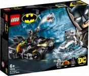 LEGO Super Heroes Mr Freeze mot Batcycle 76118