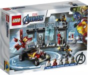 LEGO Super Heros Iron Man Armoury 76167
