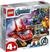 LEGO Super Heroes Iron Man mot Thanos 76170