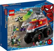 LEGO Super Heroes Spider-Mans monstertruck mot Mysterio 76174