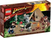 Indiana Jones Djungel Duellen 7624