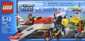 LEGO City Air-Show Plane 7643