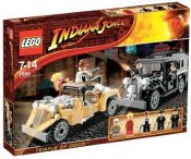 LEGO Skadad ask Indiana Jones Shanghaijakten SK7682