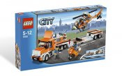LEGO City Helikoptertransport 7686