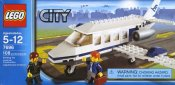 LEGO City Commuter Jet limited 7696