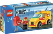 LEGO City Mail Van 7731
