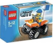 LEGO City Coast Guard Quad Bike 7736