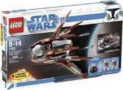 STAR WARS Limited Count Dooku's Solar Sailer 7752