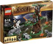 LEGO The Hobbit Vargarna anfaller 79002