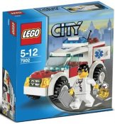 LEGO City Doctors Car 7902