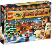 LEGO City Adventskalender 2007 7907