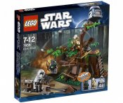 STAR WARS Ewok Attack 7956