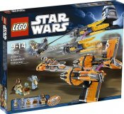 STAR WARS  Anakin & Sebulbas Podracers 7962