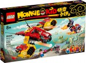 LEGO Monkie Kid Molnjet 80008