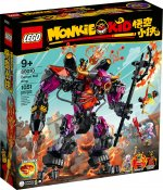 LEGO Monkey Kid Demon Bull King 80010