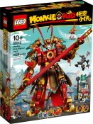 LEGO Monkie Kid Krigarrobot 80012