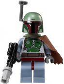 Minifigurer Boba Fett New Limited 9032