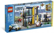 LEGO City Bank och värdetransport 3661