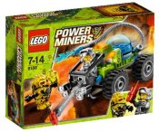 Power Miners Eldkanon 8188