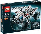 Technic Fyrhjuling super 8262