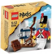 LEGO Pirates Soldiers Arsenal 8396