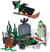 LEGO Halloween Minifigur-set limited 850487