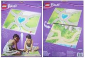LEGO Friends Heartlake lekmatta 850596