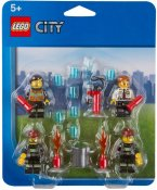 City Minifigursamling set Brandman limited 850618